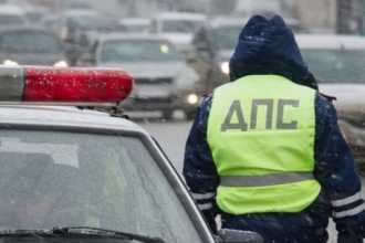 В Алтайском крае полицейские работают в усиленном режиме