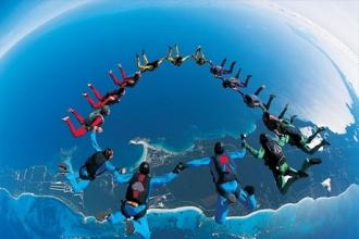Бэйсджампинг: прыжки с парашюта, от которых стынет кровь