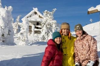 Финляндия - прекрасное место для зимнего отдыха