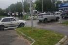 Подробности наезда Toyota Mark II на девушек в Барнауле