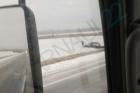 Погода осложняет ситуацию на дорогах в Алтайском крае