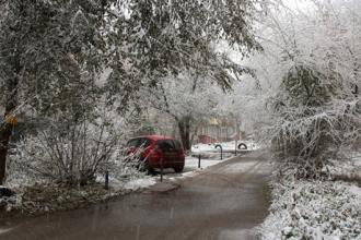 В ночь на 30 сентября в Алтайском крае ожидается снег