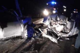На алтайской трассе произошло смертельное ДТП