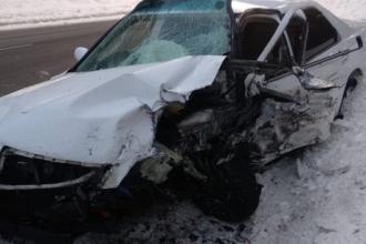 На трассе Барнаул-Бийск произошла смертельная авария