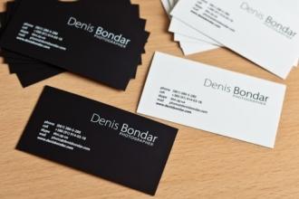 Печатаем визитки: простые правила