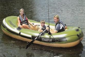 Как правильно покупать резиновую лодку?