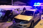 В ночной аварии в Барнауле пострадали 4 человека