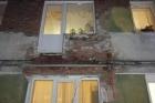 Жителям дома с рухнувшим балконом предложили переехать в съемное жилье