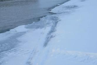 Поиски пропавших рыбаков на Алтае приостановлены